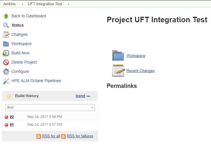 Jenkins - Integration
