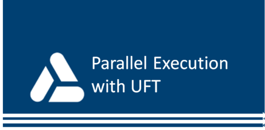 Parallel Execution in UFT