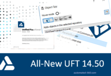 UFT 14.50