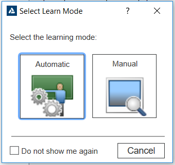 Learning Mode