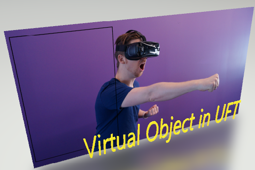 Virtual Object in UFT