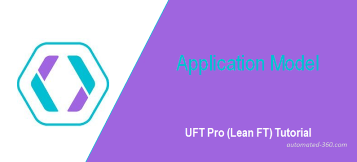 LeanFT Application Model
