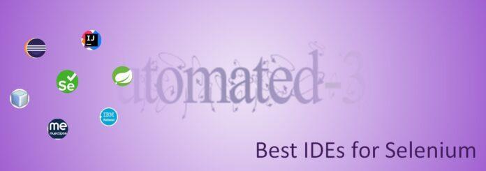 Best IDEs for Selenium